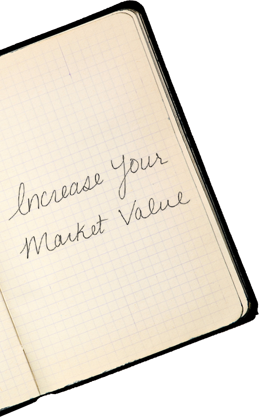 Increase Your Market Value