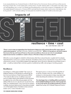 CCD Magazine Fall 2017_Impacts of Steel_Business Rewritten