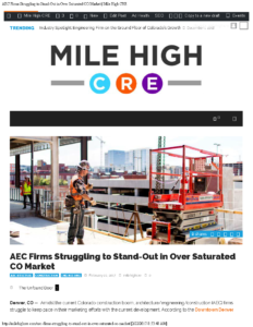 Mile High CRE_AEC Firms Struggling to Stand-Out_Business Rewritten