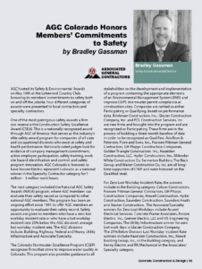 CCD Magazine Spring Summer 2018_AGC Honors Members' Commitment Safety_Business Rewritten_Page_1