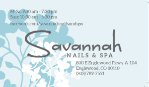 Savannah Nails Business Cards_Business Rewritten