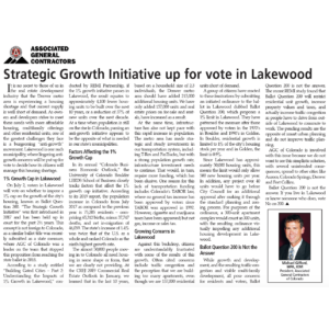 Strategic Growth Initiative_Colorado Real Estate Journal_AGC Colorado_Copywriting_Business Rewritten