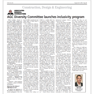 AGC Diversity Committee_Culture of CARE Week_Business Rewritten